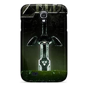 TimeaJoyce Samsung Galaxy S4 High Quality Hard Cell-phone Cases Support Personal Customs Fashion The Legend Of Zelda Pictures [ixu1594NepI]