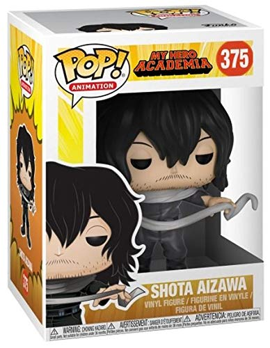 My Hero Academia Funko Pop Animation Shota Aizawa Vinyl Figure Item #32135