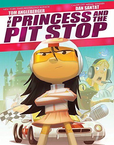 The Princess and the Pit Stop by Harry N. Abrams (Image #7)