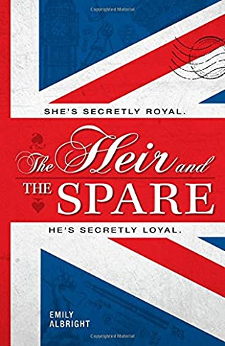 book cover of The Heir and the Spare