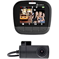 Cobra Electronics Drive HD 1080P Full HD Dual Channel Dash Cam
