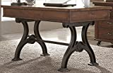 Cheap Liberty Furniture 411-HO107 Arlington House Home Office Writing Desk, 56″ x 30″ x 31″, Cobblestone Brown