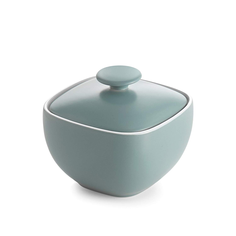 4.25 x 4.25 x 2.75, Namb/é MT1037 Ocean Pop Sugar Bowl