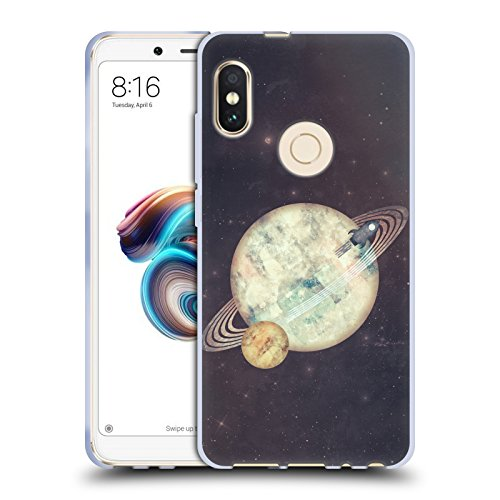 Official Tracie Andrews Exodus Space Soft Gel Case for Xiaomi Redmi Note 5 / Pro