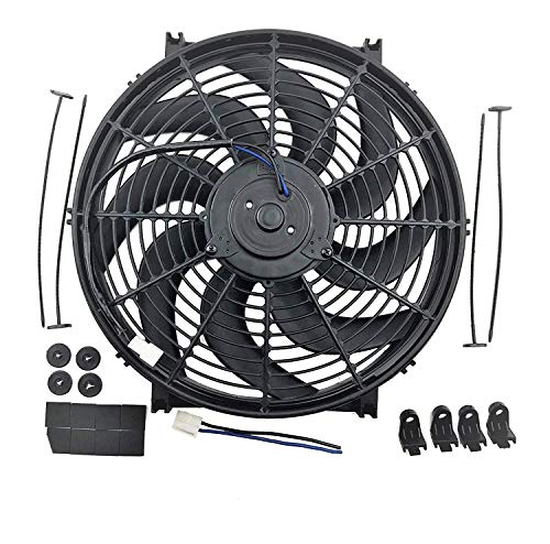 - A-Team Performance 110011 Electrical Radiator Cooling Fan 14