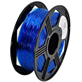 YOYI 3D Flexible TPU Filament 0.8KG 1.75mm Flexible TPU 3D Printer Filament, Diameter Tolerance +/- 0.03 mm, 0.8 KG Spool, 1.75 mm