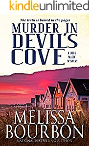 Murder in Devil's Cove: 1st in a new cozy mystery series (A Book Magic Mystery)