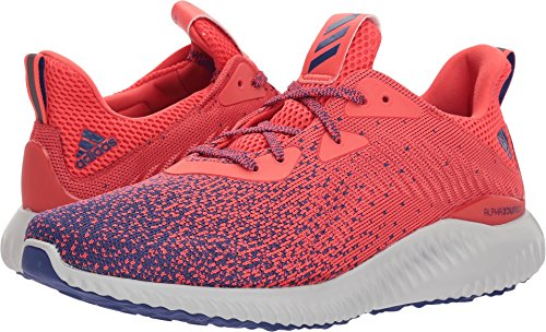adidas Performance Men's Alphabounce Ck m, Real Purple/Real Purple/Real Coral, 9 Medium US Review