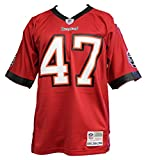 John Lynch Tampa Bay Buccaneers Mitchell & Ness Red Throwback Replica Jersey