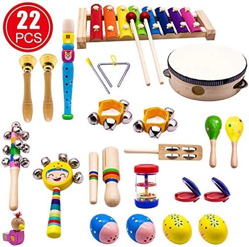 YOFITT Instruments Percussion Xylophone Preschool product image