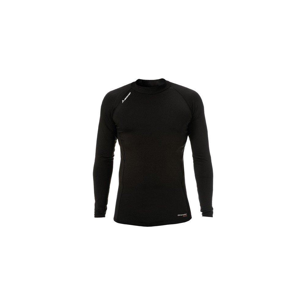 T-Shirt Thermique Mercure Tecnic Noir