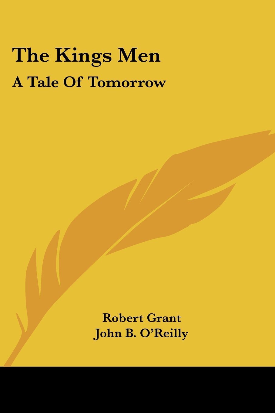 Download The Kings Men: A Tale Of Tomorrow ebook