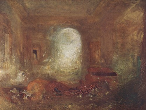 (Lais Jigsaw Joseph Mallord William Turner - Interior at Petworth House 2000 Pieces)