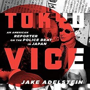 Tokyo Vice Audiobook