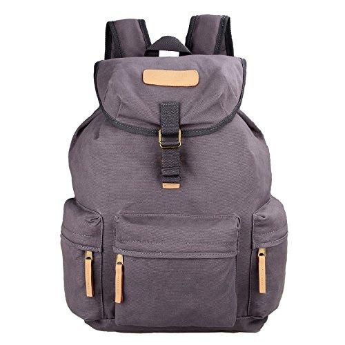 Hindawi Canvas DSLR Camera Shoulder Bag Backpack