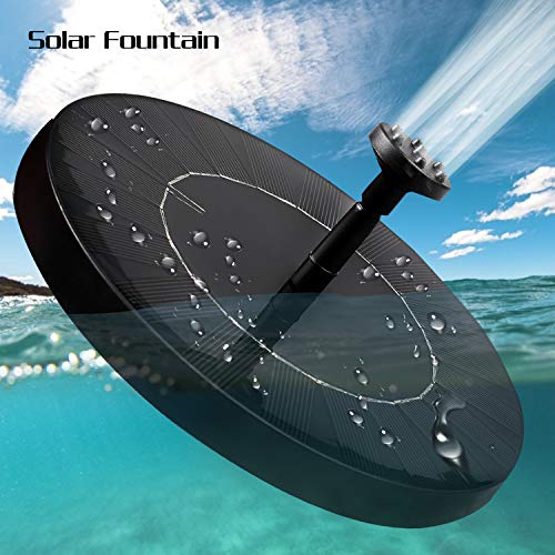 Solar Fountain PumpFeeke New