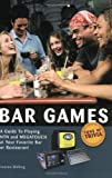 Bar Games, Lauren Shilling, 0942257375