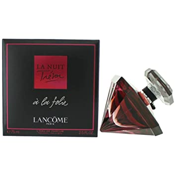 b520ad4f2 Amazon.com : Lancome La Nuit Tresor A La Folie By Lancome for Women - 2.5  Oz Edp Spray, 2.5 Oz : Beauty