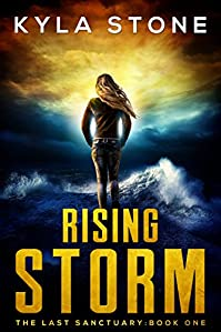 Rising Storm by Kyla Stone ebook deal