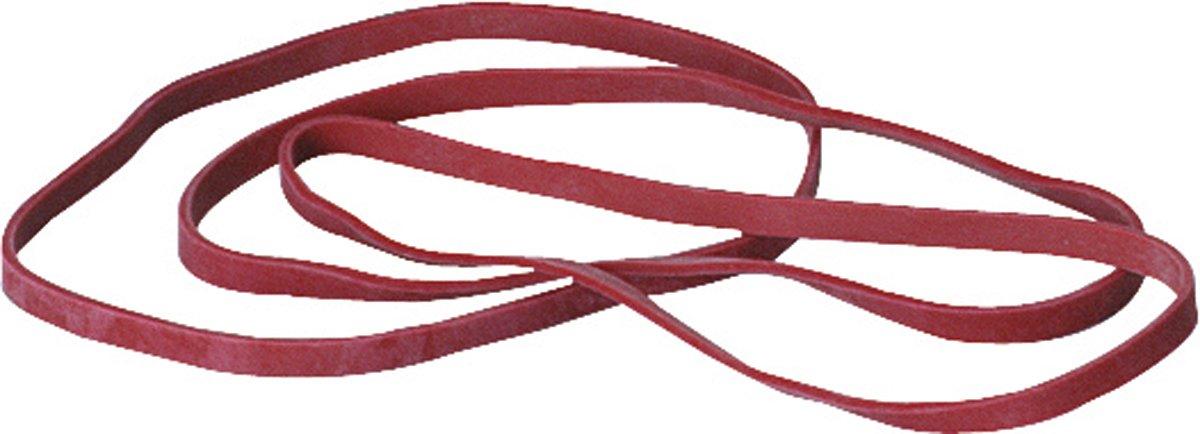 color rojo 5 Star 822558 130 x 10 mm 1000 g Bandas el/ásticas de goma en caja de cart/ón