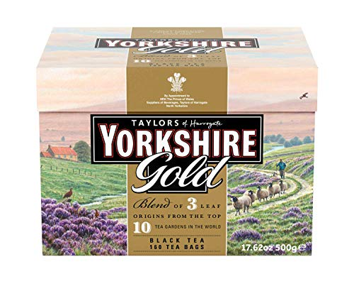 Taylors of Harrogate Yorkshire, 160 Teabags