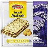 Osem  Passover Egg Matzo Matzah (Single Box)