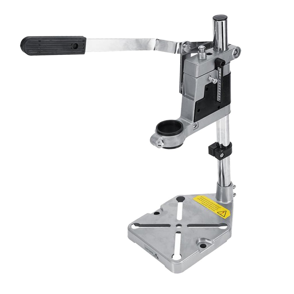 Homyl Universal Bench Clamp Drill Press Stand Workbench Repair Tool with Clamp - As picture show, Double Clamp