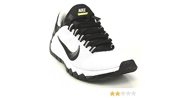 Nike Free Trainer 5.0 (644671 – 107), color Blanco, talla 47: Amazon.es: Zapatos y complementos