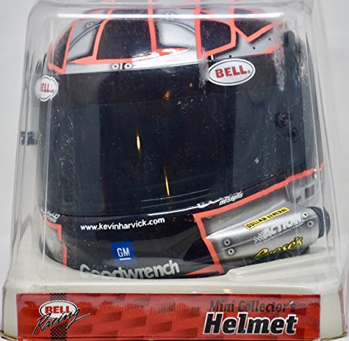 Action/Bell Racing - Kevin Harvick GM Goodwrench Mini Collector Helmet - Rare - Lt Ed Collectible