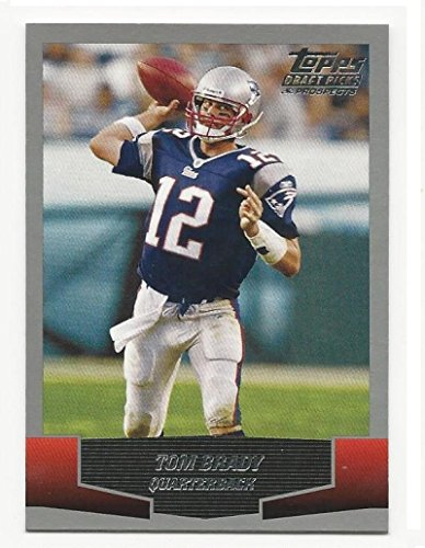 2004 Topps Draft Picks Prospects Tom Brady #53 NM-MT ()