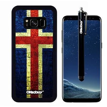 Amazon.com: Galaxy S8, diseño bandera de Croacia Caso ...
