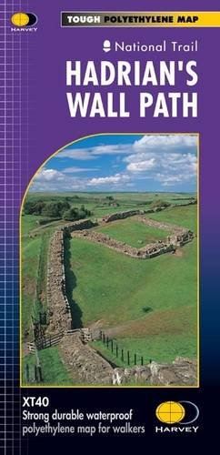 Read Online Hadrians Wall XT40 (Route Map) ebook