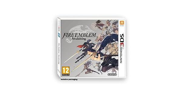 Nintendo Fire Emblem: Awakening 3DS Básico Nintendo 3DS Inglés vídeo - Juego (Nintendo 3DS, Acción / Aventura, Modo multijugador, T (Teen)): Amazon.es: Videojuegos