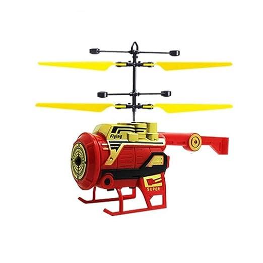 HUJUNG Mini Avión De Inducción, Drone DeInducción Infrarroja ...
