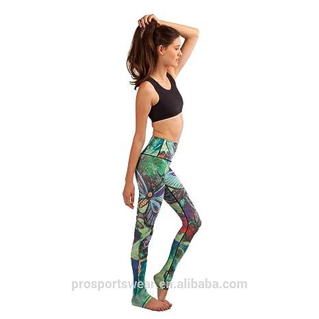 YUJIAGE Abbigliamento Sportivo Fitness Leggings per Donna