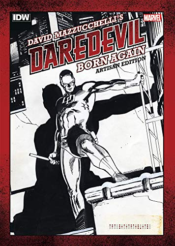 David Mazzucchelli's Daredevil Born Again Artisan Edition por David Mazzucchelli