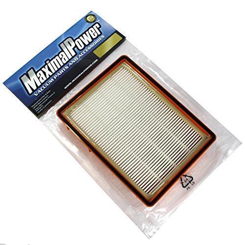 - MaximalPower VF EUR HF2 4800 Series Boss SmartVac Pet Lover Replacement Hepa Filter for Eureka Vacuum Cleaner