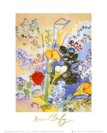 bouquet-darums-art-poster-print-by-raoul-dufy-10x12