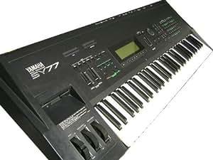 YAMAHA SY77 Music Synthesizer Keyboard