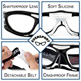 EVERSPORT Protective Sports Goggles Safety