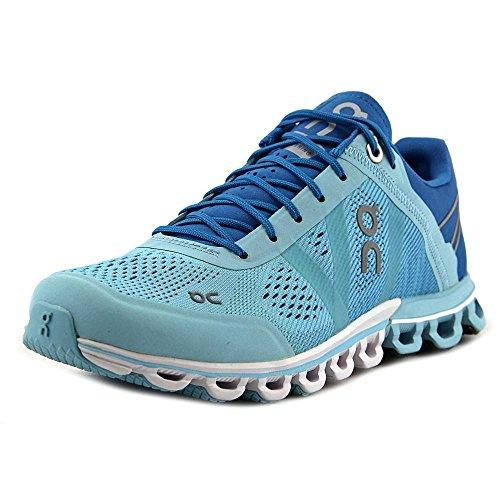 On Women's Running Cloud Sneaker, Blue Haze - 6 B(M) US