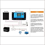 Ela-Solar-Charger-Controller-20A-12V24V-Auto-Work-Intelligent-PWM-Solar-Panel-Charge-Controller-Regulator-with-USB-Ports-LCD-Display-Overload-Protection-Timer-Setting-ONOff-GC2024