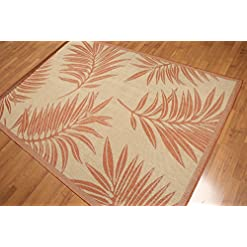 514Yq4A77mL._SS247_ Palm Tree Area Rugs and Palm Tree Runners