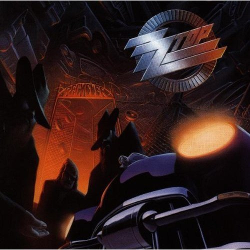 CD : ZZ Top - Recycler (CD)