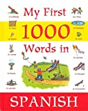 img - for My First 1000 Words in Spanish book / textbook / text book