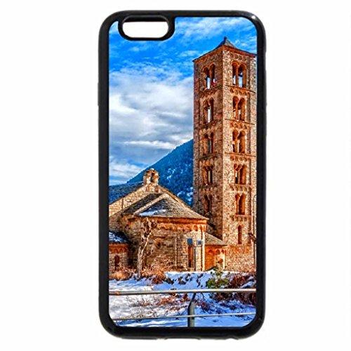 iPhone 6S / iPhone 6 Case (Black) Church