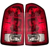 2002-2006 Dodge RAM Pickup Tail Lights 1-Pair(Driver and Passenger Sides) (2003 2004 2005)