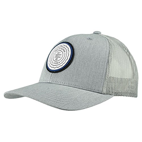 TravisMathew Men's Trip L Heather Grey One Size