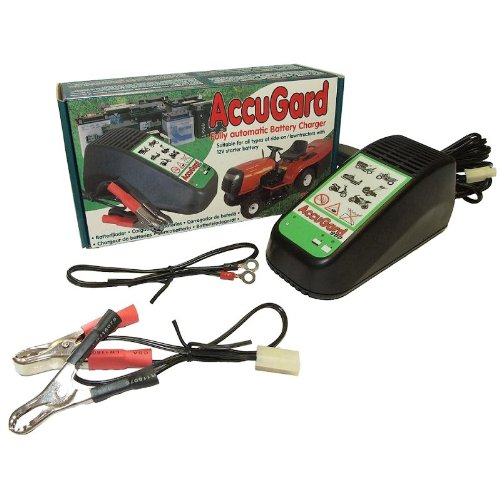 Universal Ride On Lawnmower Battery Charger 12 Volt RocwooD