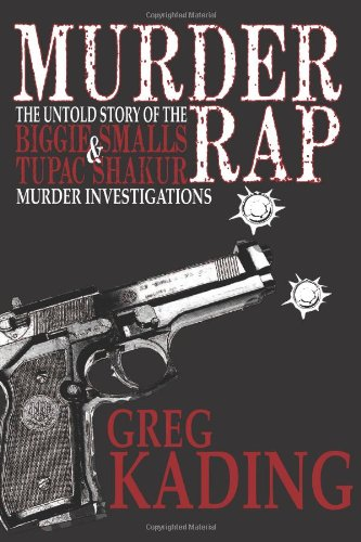Book cover for Murder Rap